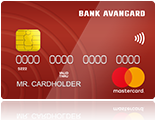 Mastercard Standard Red PayPass