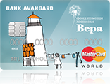 "MasterCard World PayPass ""Вера"" Маяк"