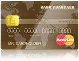 MasterCard World Cash back