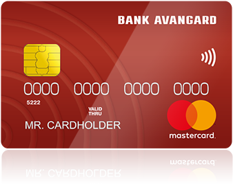 Mastercard Standard Red